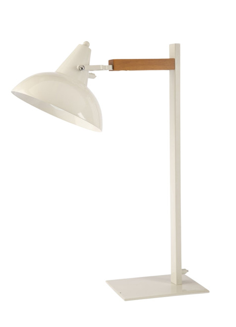 Orion White Dome Head Table Lamp