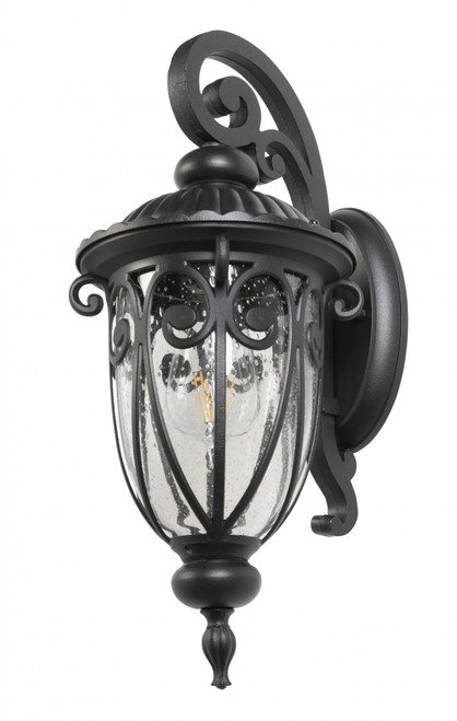 Vincent Black Traditional Coach Wall Light