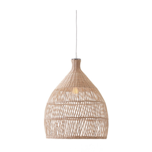 Shanen Natural Rattan Pendant Light
