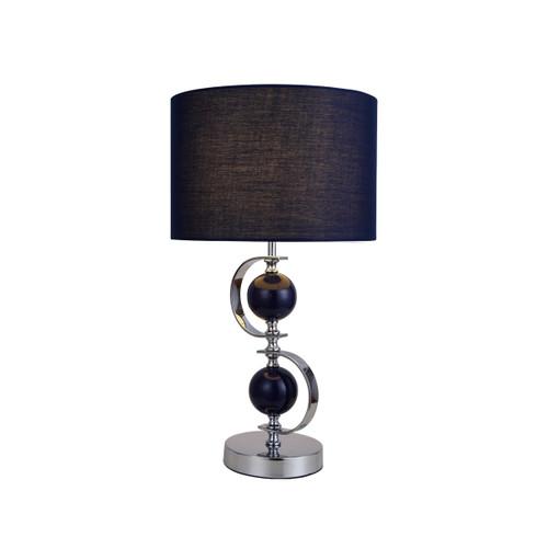 Rialto Navy Table Lamp