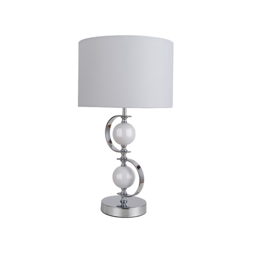 Rialto White Table Lamp