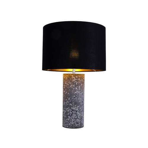 Britta Black Terrazzo Table Lamp