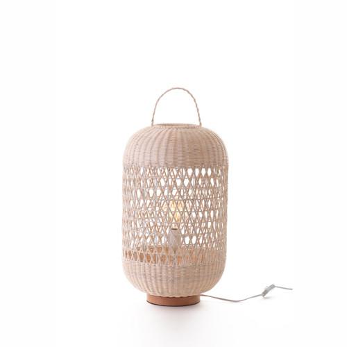 Ophelia Natural Rattan Table Lamp
