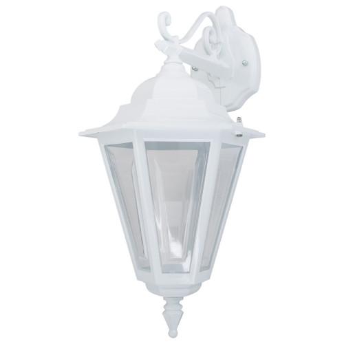 Tortona 2 Acrylic White Downward Outdoor Lantern Wall Light