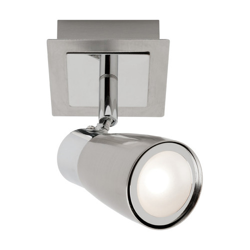 Aidan Chrome Spotlight with Switch Wall Light