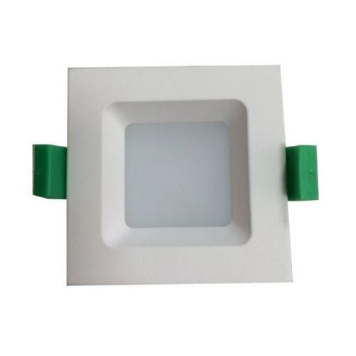 Helix White LED Recessed Step Light