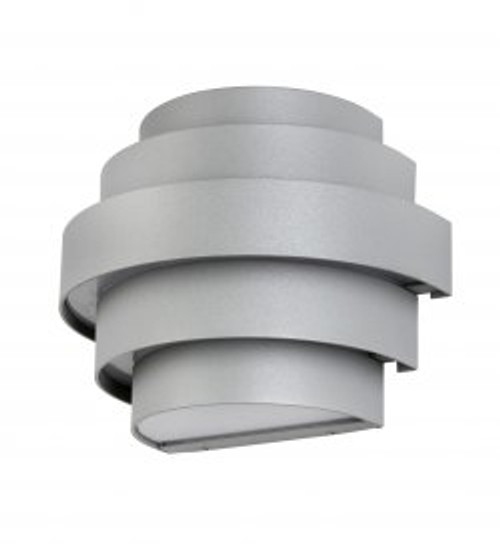 Seren Silver Up and Down LED Step Light