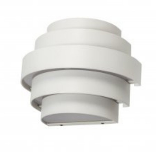Seren White Up and Down LED Step Light