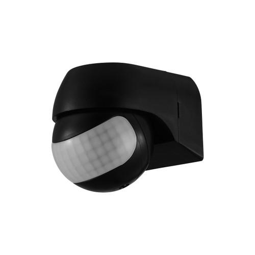Detect Me 1 Black Motion Detector Security Light