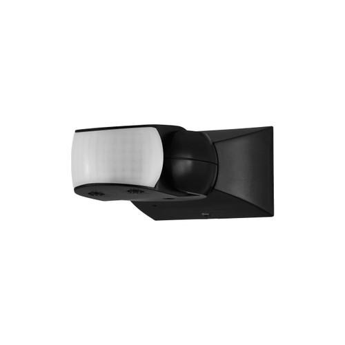Detect Me 2 Black Motion Detector Security Light