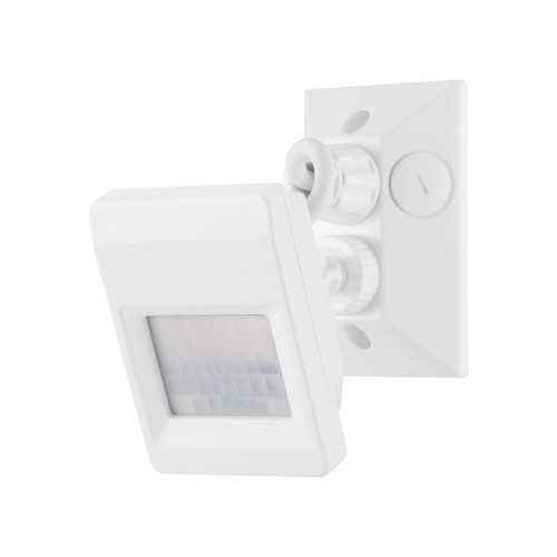 Detect Me 7 White Motion Detector Security Light