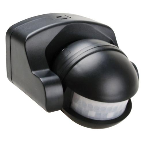 Motion Black Security Light with Sensor