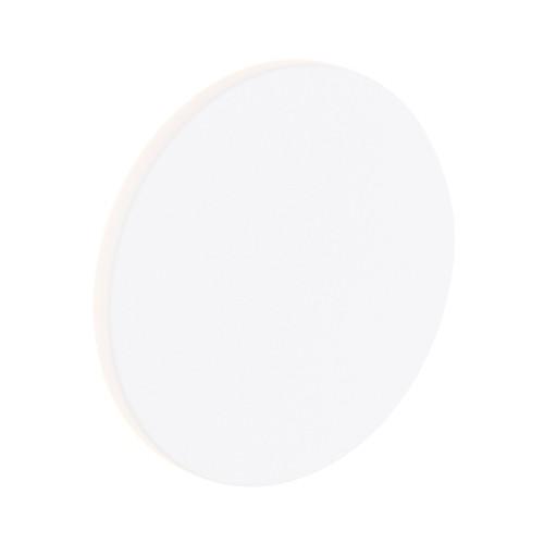 Coby Round White LED Step Light
