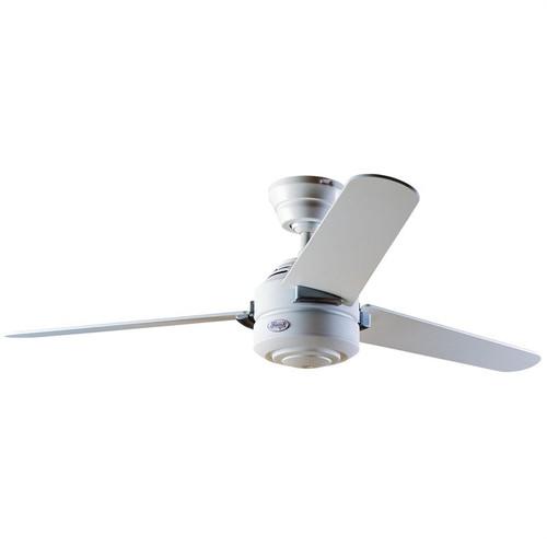 "Carera 52"" White with White/Maple Blades Fan"