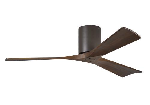 "Irene Hugger 3 52"" DC Textured Bronze Blades Ceiling Fan"