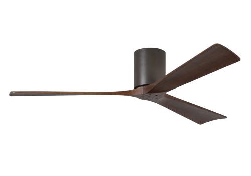 "Irene Hugger 3 60"" DC Textured Bronze Blades Ceiling Fan"