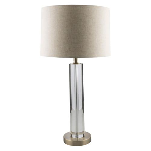 Dana Crystal Tube Classic Table Lamp