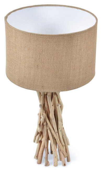 Maren Natural Driftwood Table Lamp