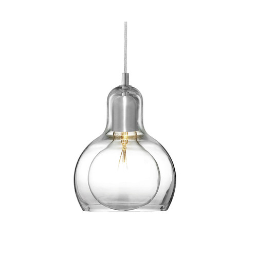 Replica Sofie Refer Mega Bulb Pendant with Metal Lamp Holder and Clear Flex Cord