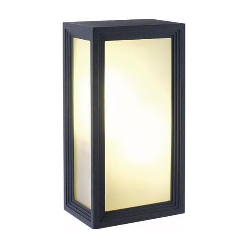 Mason Black Exterior Wall Light