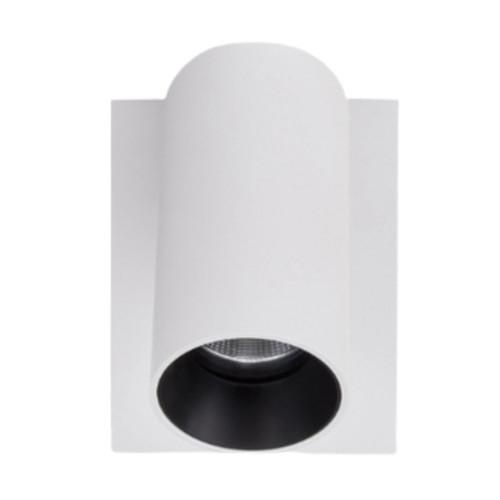 Revo White 1 Light Adjustable Spot Light
