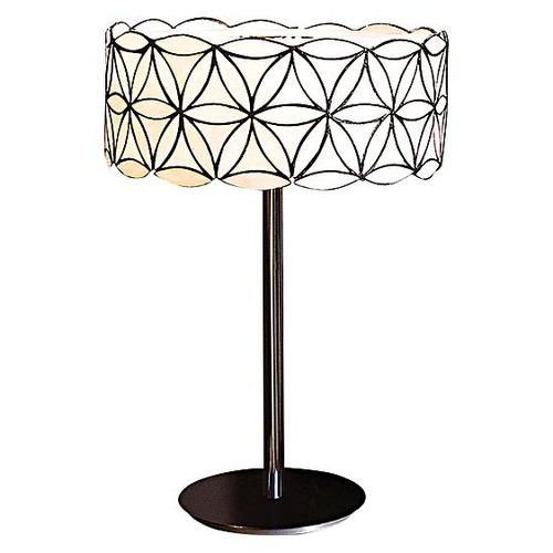 Savina Art Glass Table Lamp
