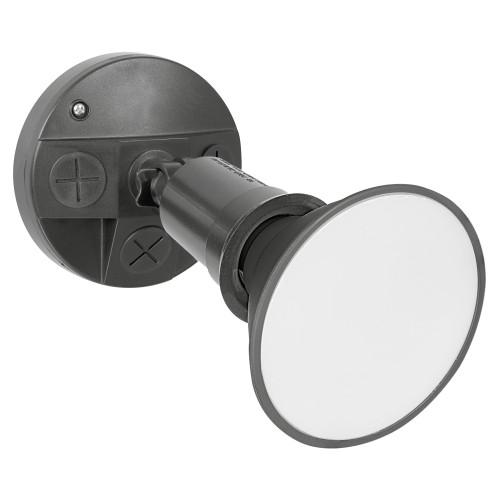 Casco Black Single Head Security Light