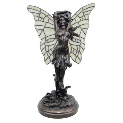 Standing Fairy Art Deco Table Lamp