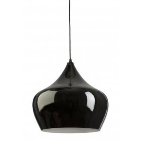 Adrio Dome Black Pendant Light