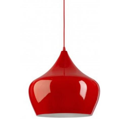 Adrio Dome Red Pendant Light