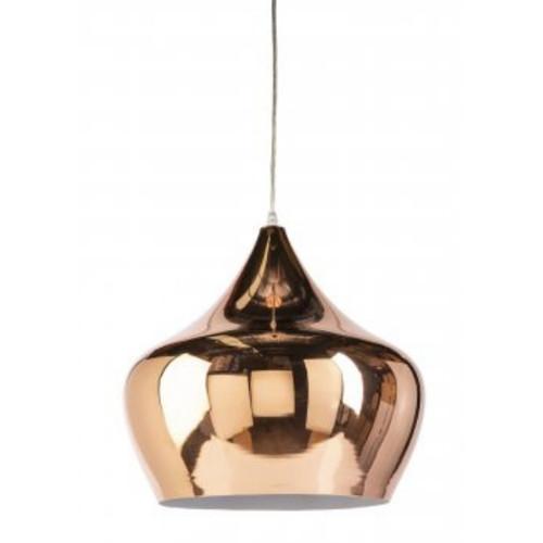 Adrio Dome Copper Pendant Light