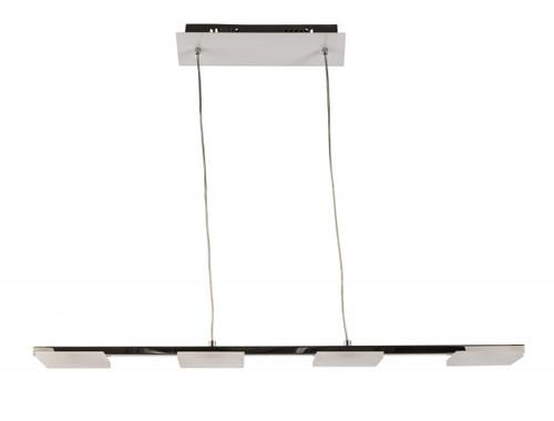 Arkely 4 Light LED Linear Pendant Light