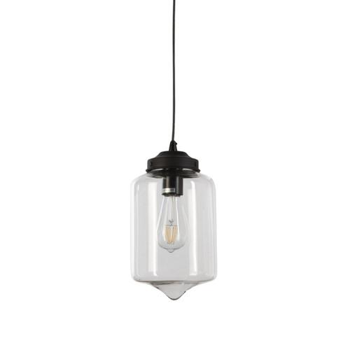 Balham Bell Glass Pendant Light
