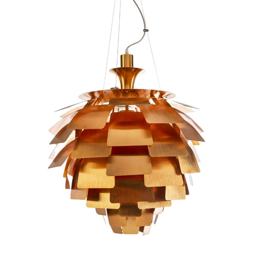 Replica Poul Henningsen Artichoke Copper Pendant Lamp
