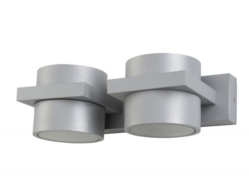 Tomah 2 Light with Glass Diffuser Wall Light