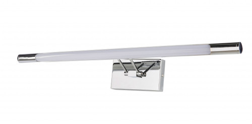 Brea Chrome Adjustable LED Vanity Wall Light