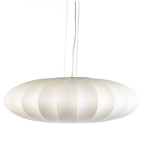 Saucer 3 Light White Lantern Pendant Light
