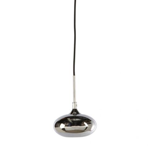 Gretna Oval Chrome LED Pendant Light