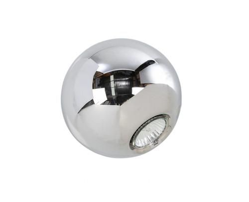 Paramus Sphere Chrome Italian Wall Light