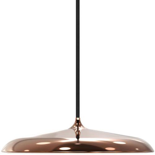 Artist Copper Disc Small Pendant Light