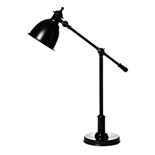 Vermont Black Bell Adjustable Desk Lamp