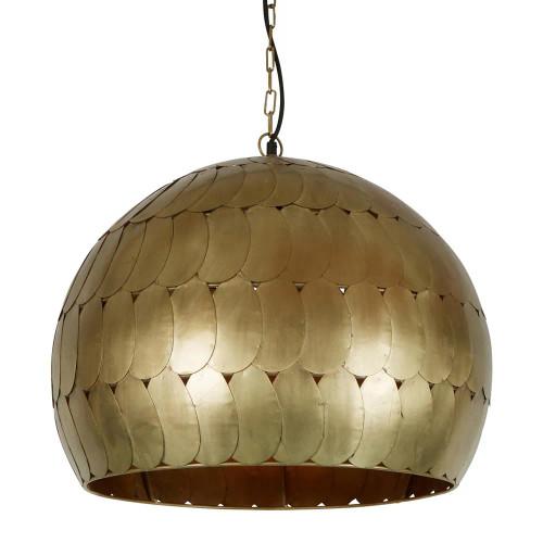Pavani Antique Brass Vintage Pendant Light-1
