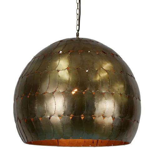 Pavani Pewter Iron Vintage Pendant Light
