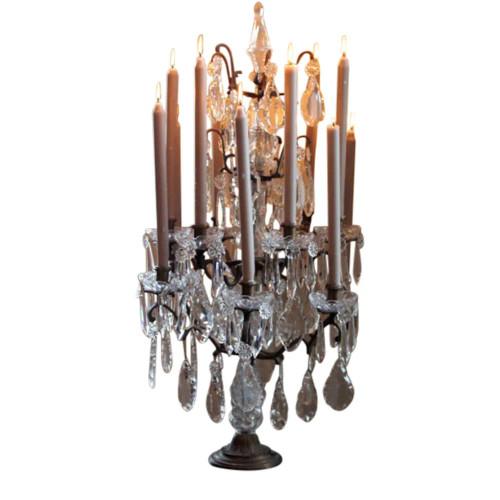 Estelle Candelabra Traditional Table Lamp