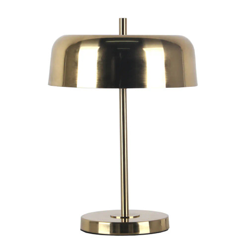 Clementine Dome Brass Table Lamp