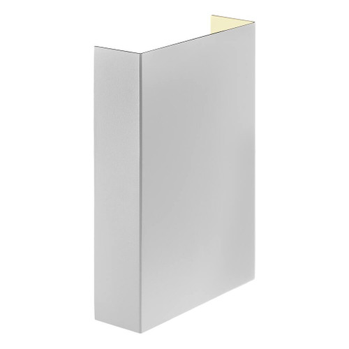 Fold 15 White Outdoor Wall Light