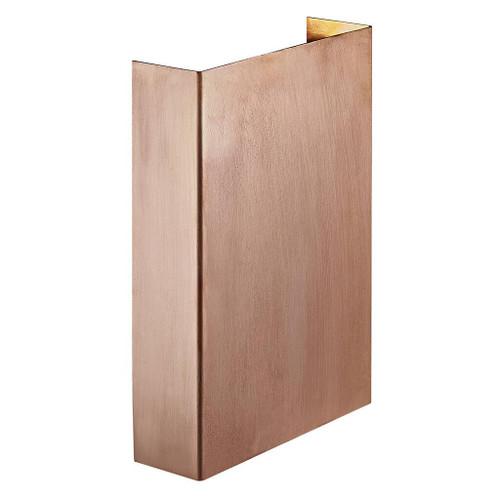 Fold 15 Copper Outdoor Wall Light