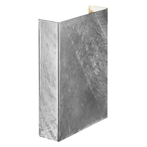 Fold 15 Galvanised Steel Outdoor Wall Light