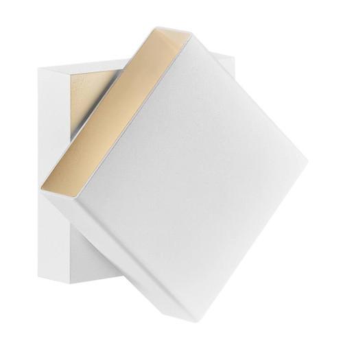 Turn White 36 Degrees Rotatable LED Wall Light