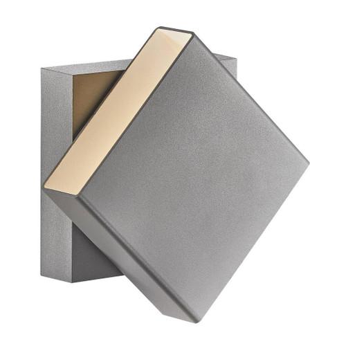 Turn Grey 36 Degrees Rotatable LED Wall Light
